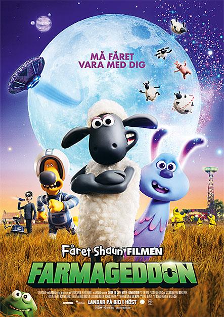 Fåret Shaun - Farmageddon