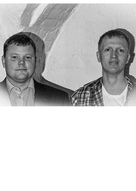 Inställt: Christer Andersson och Geir-Arne Westby