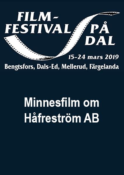 Minnesfilm om Håfreström AB
